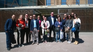 International Training of the LE.A.DE.R. Project in Barcelona