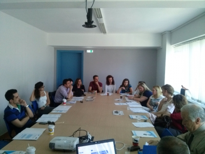 Working Group in Greece on Career Management Skills