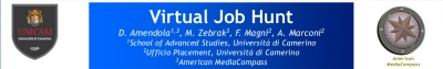 "Training Model in Career Guidance Practices: ""The virtual job hunt"" in Camerino University"